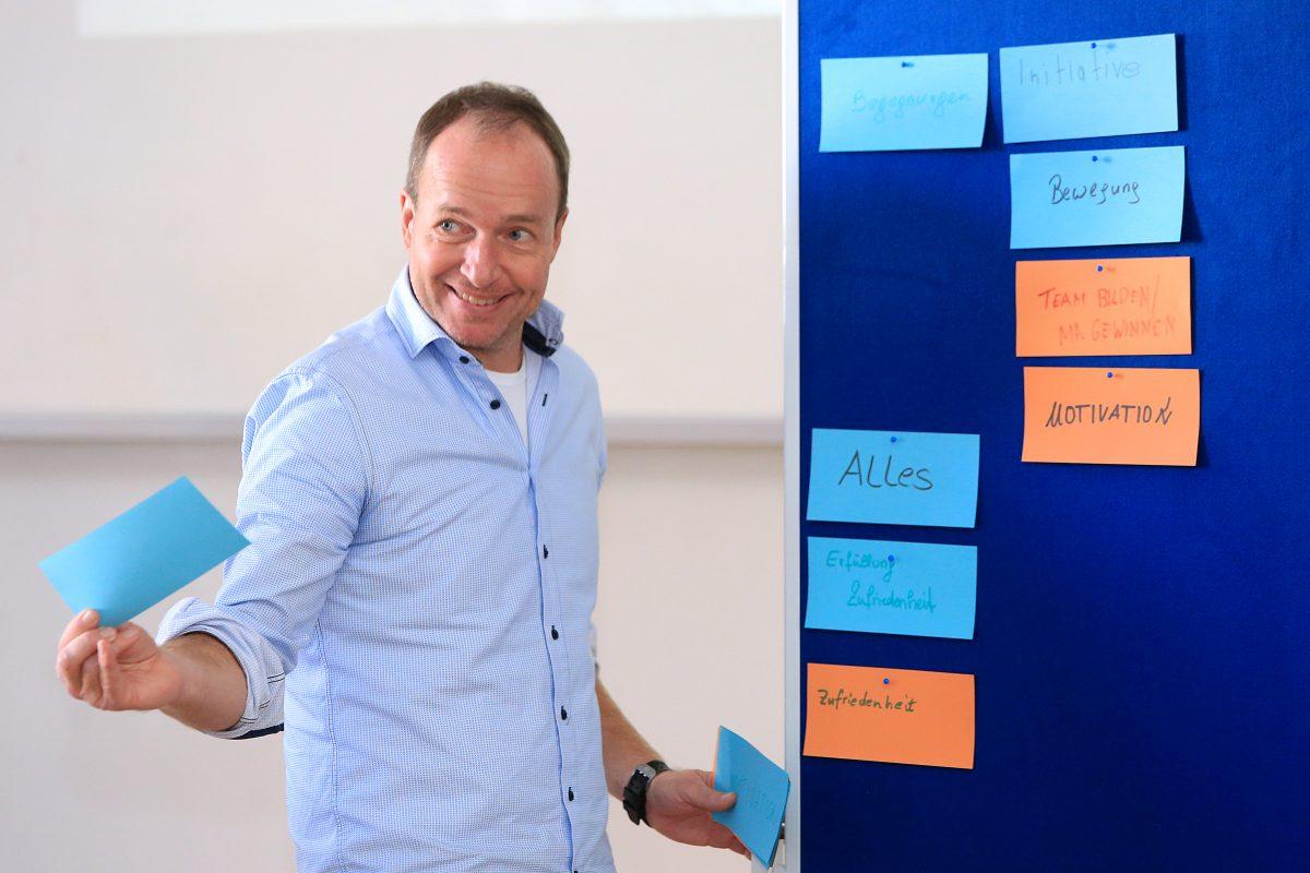 Workshops für Verkaufscoaching und Unternehmensentwicklung
