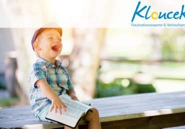 In der Zukunft liegen unendliche Erfolgsmöglichkeiten! Kloucek - Verkaufsprofi & Faszinationsexperte