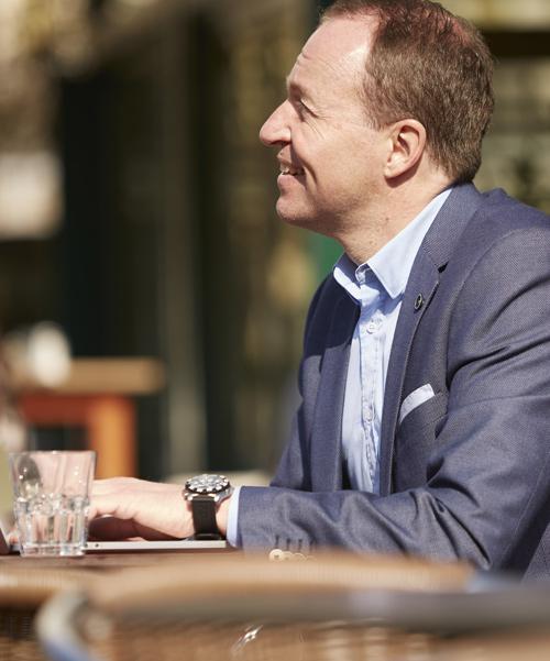 Bernhard Kloucek, Faszinationsexperte, Speaker, Unternehmensberater