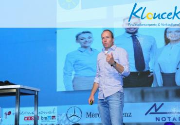 Faszination junge Wirtschaft - Kloucek Faszinationsexperte Verkaufsprofi