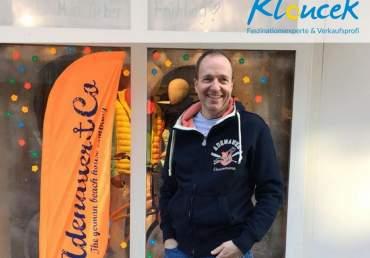 Mit Fleiß und Ausdauer zum Erfolg - Bernhard Kloucek, Verkaufsprofi, Faszinationsexperte