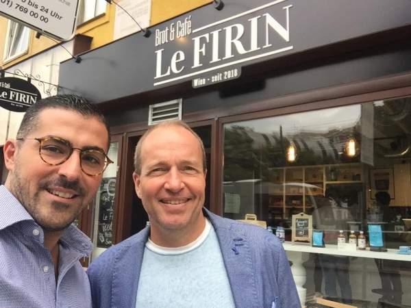 Le Ferin - Bernhard Kloucek, verkaufsprofi