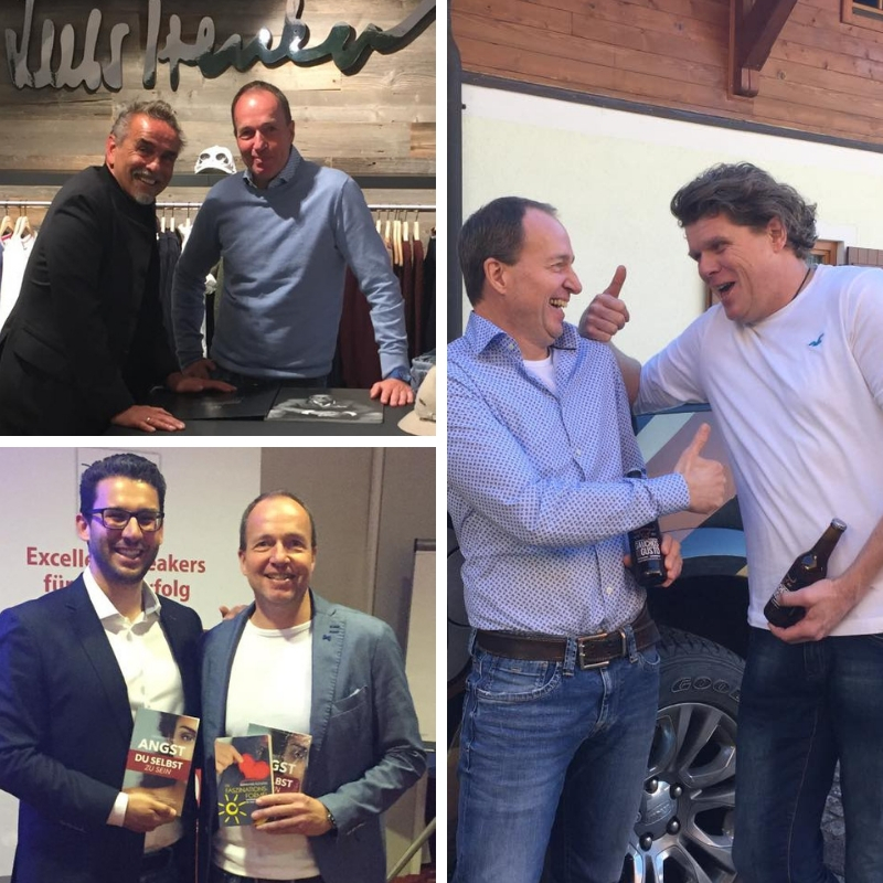 Kunden und Partner 2018 - ein großes Dankeschön - Bernhard Kloucek