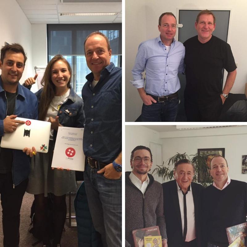 Kunden und Partner 2018 - Kloucek, Verkaufsprofi und Faszinationsexperte