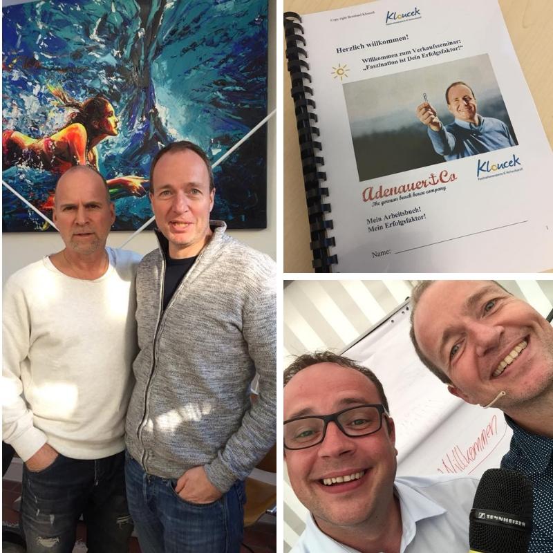 Kunden und Pertner 2018 - Bernhard Kloucek, Verkaufsprofi und UNternehmensberater