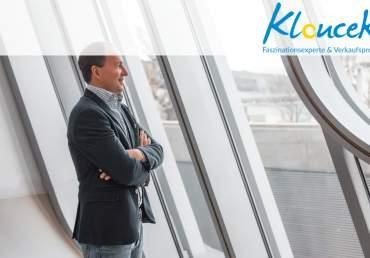 Mehr Umsatz zur mehr Faszination - Bernhard Kloucek Unternehemnsberater Businesscoach