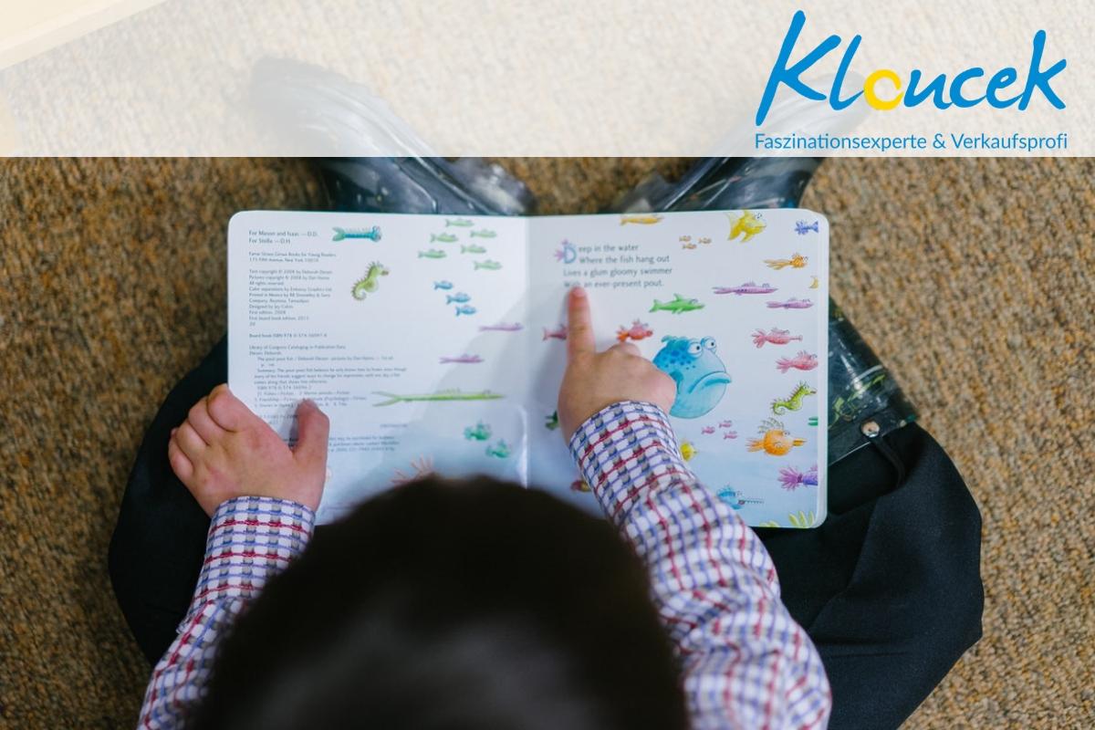 Storytelling - mit der eigenen geschichte zum Erfolg - bernhard Kloucek