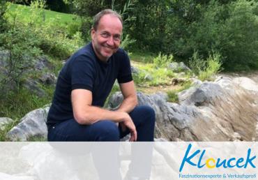 Wie Bernhard KLoucek hilft ein erfolgreiches Unternehmen aufzubauen