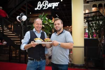 Eröffnung Le Burger Linz